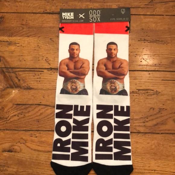 Odd Sox Other - Odd Sox MIKE TYSON Socks